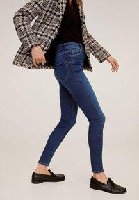 Mango - NOA - Jeans Skinny Fit - dark blue - 3