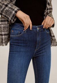 Mango - NOA - Jeans Skinny Fit - dark blue - 4