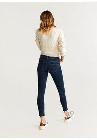 Mango - KIM - Jeans Skinny Fit - bleu foncé - 2