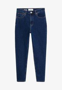 Mango - MOM - Slim fit jeans - dunkelblau - 6