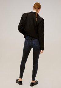 Mango - NOA - Jeans Skinny Fit - diep donkerblauw - 2