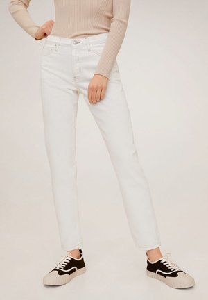 RELAX - Slim fit jeans - cremeweiß