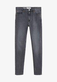 Mango - NOA - Jeans Skinny Fit - open grijs - 3