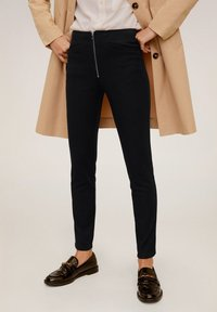 Mango - LUCIA - Trousers - zwart - 0