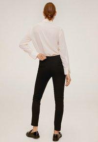 Mango - LUCIA - Trousers - zwart - 2