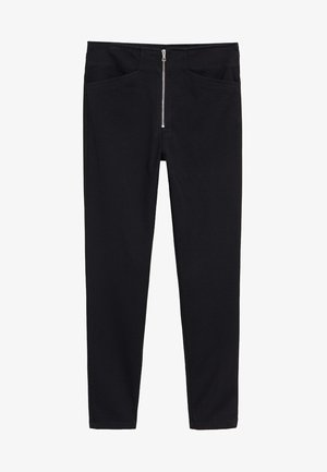 LUCIA - Spodnie materiałowe - zwart