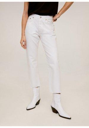 HAVANA - Straight leg jeans - wit