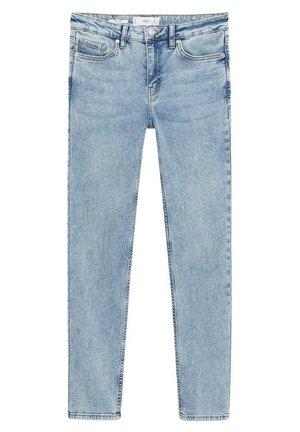 SKINNY 7/8-JEANS - Jeans Skinny Fit - porzellanblau