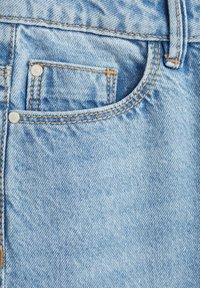 Mango - CULOTTES I DENIM - Relaxed fit jeans - hellblau - 2