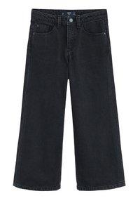 Mango - CULOTTES I DENIM - Jeans Relaxed Fit - sort denim - 0