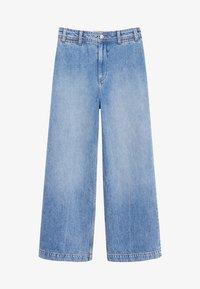Mango - CARLOTA - Flared Jeans - blue - 3