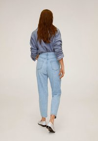 Mango - ANGELICA - Jeans Relaxed Fit - mittelblau - 2