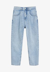 Mango - ANGELICA - Jeans Relaxed Fit - mittelblau - 3