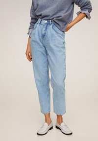 Mango - ANGELICA - Jeans Relaxed Fit - mittelblau - 0