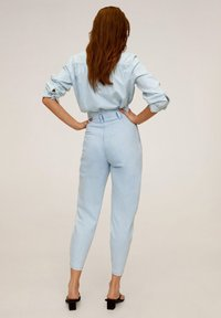 Mango - EDITION - Jeansy Relaxed Fit - Light Blue - 2