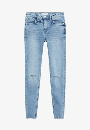KIM - Jeans Skinny Fit - bleach blue