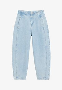 Mango - ALADINA - Jeansy Relaxed Fit - Light Blue - 3