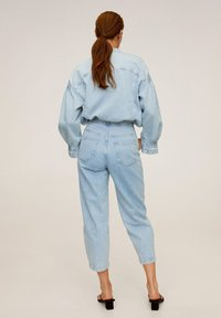 Mango - ALADINA - Jeansy Relaxed Fit - Light Blue - 2