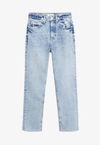 Mango - CELIA - Straight leg jeans - hellblau - 3