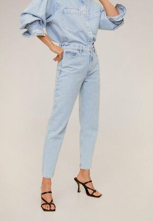 MOM80 - Relaxed fit jeans - hellblau