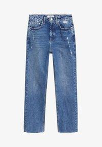 Mango - CELIA - Slim fit jeans - mittelblau - 3