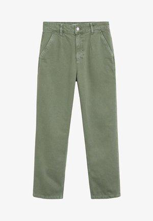 CHINO - Jeans a sigaretta - grün