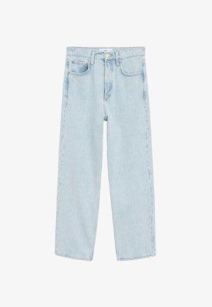 GABRIELA - Straight leg jeans - mittelblau