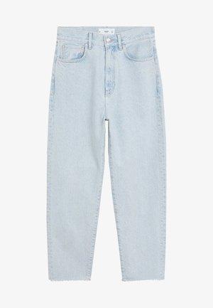 VILLAGE - Straight leg jeans - mittelblau