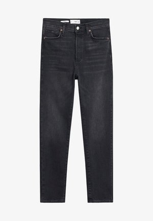 GISELE - Jeansy Slim Fit - black denim