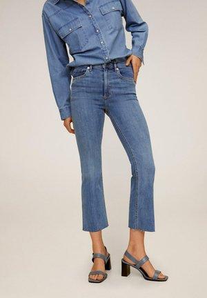 BOOTCROP - Slim fit jeans - middenblauw