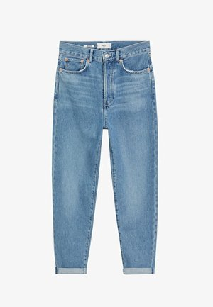 JEANS - Jeans Tapered Fit - hellblau