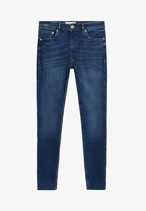 SKINNY JEANS IN 7/8-LÄNGE ISA - Jeans Skinny - dunkelblau