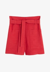Mango - POCKET - Shorts - red - 3