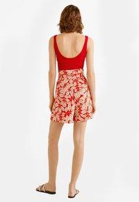 Mango - EVITAP - Shorts - red - 2