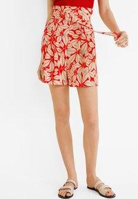 Mango - EVITAP - Shorts - red - 0