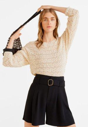 FANCY - Shorts - black