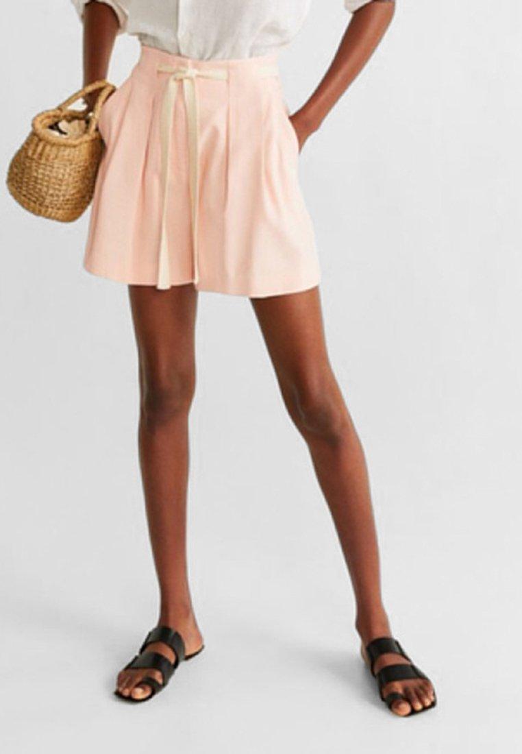 Mango - PEPPA - Shorts - pink
