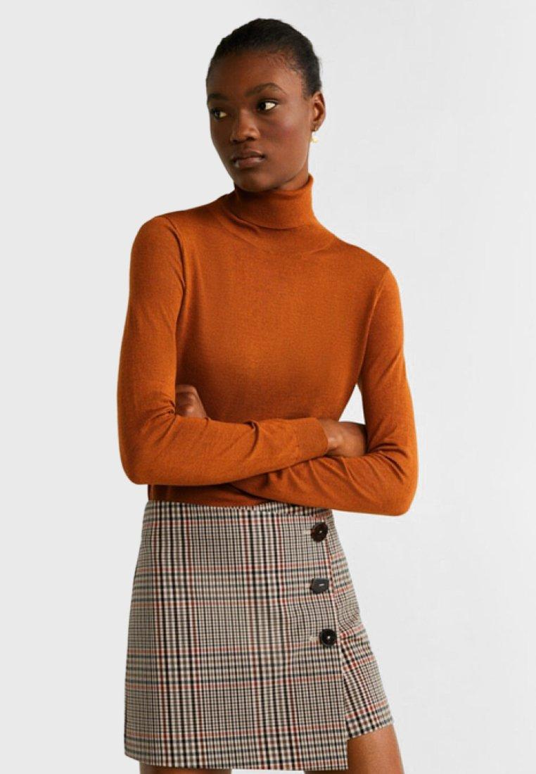 Mango - ALEXA - Shorts - brown
