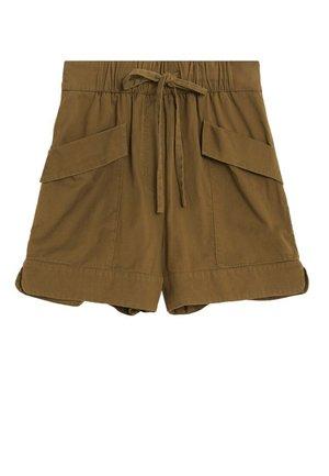 HARVEY - Shorts - kaki