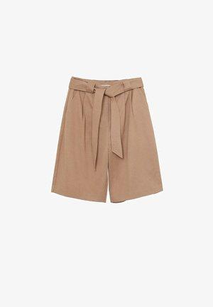 CESI - Shorts - mittelbraun