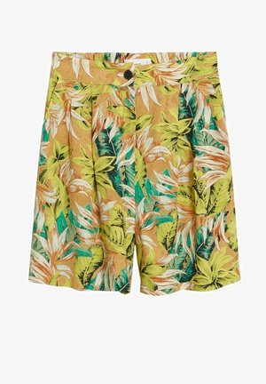 ZEILA - Shorts - giallo