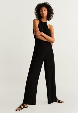 HALTY - Tuta jumpsuit - black