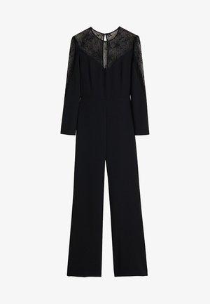 ELISE - Tuta jumpsuit - black