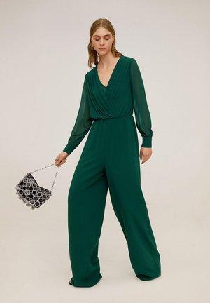 MURO - Jumpsuit - emerald large