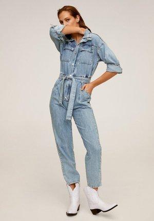 EDITED - Jumpsuit - medium blue