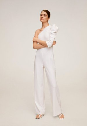DESI-I - Jumpsuit - cream white