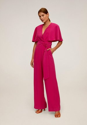 TEMPITO - Overall / Jumpsuit /Buksedragter - fuchsia