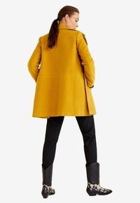 Mango - ROCK - Cappotto corto - mustard yellow - 2