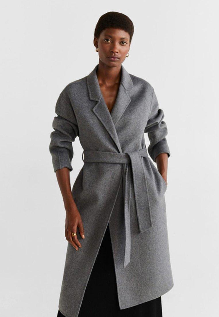 Mango - BATIN - Manteau classique - gray