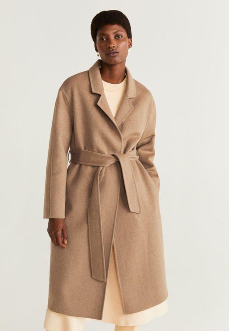 Mango - BATIN - Classic coat - brown